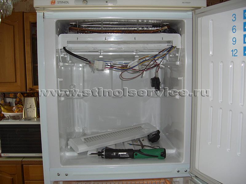 Ремонт холодильника stinol своими руками 45