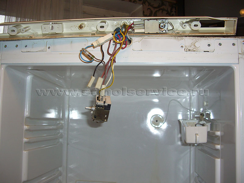 Своими руками ремонт холодильника стинол 101 89